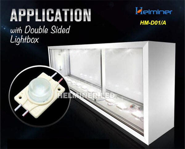 Moduli LED per insegne luminose, LED FOR LIGHT BOX