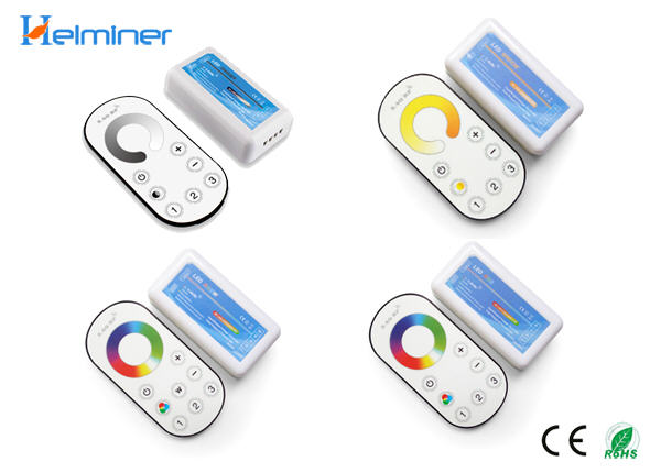 LED Controller, LED Dimmer, RGB controller, CCT led controller, rgbw led controller