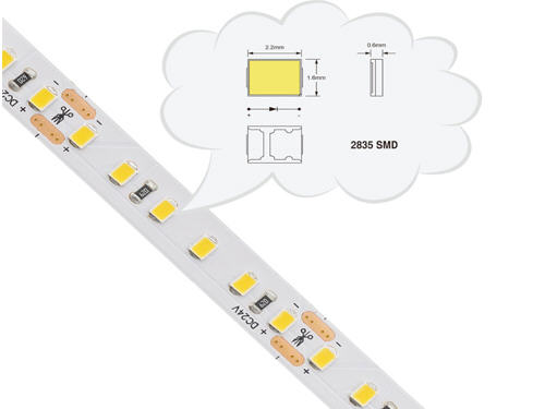 120led.Meter 2835 led strip