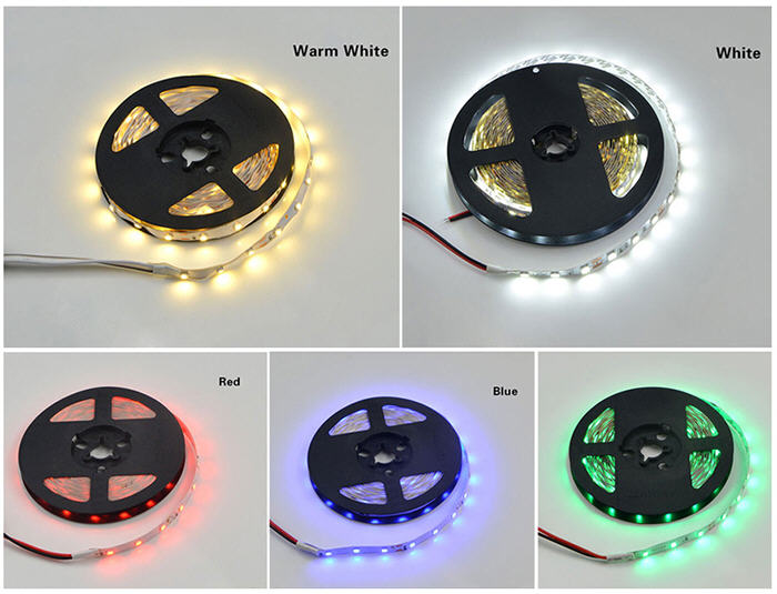 2835 300LEDs LED light strips for homes decoration lighting